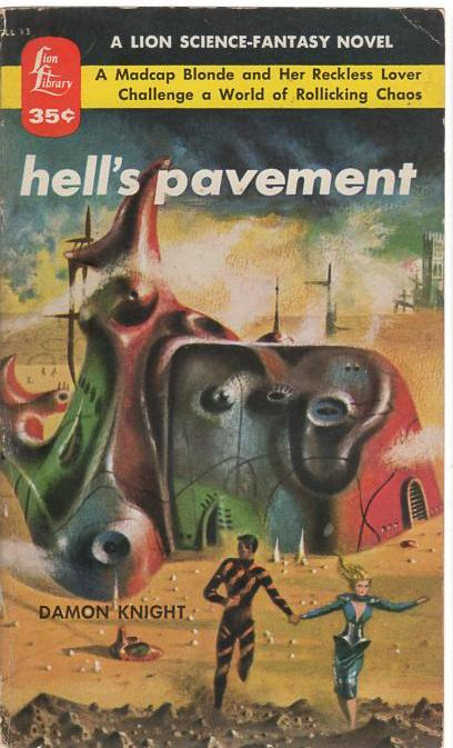 Image for Hell's Pavement