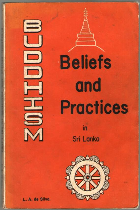 Image for Buddhism: Beliefs and Practices in Sri Lanka