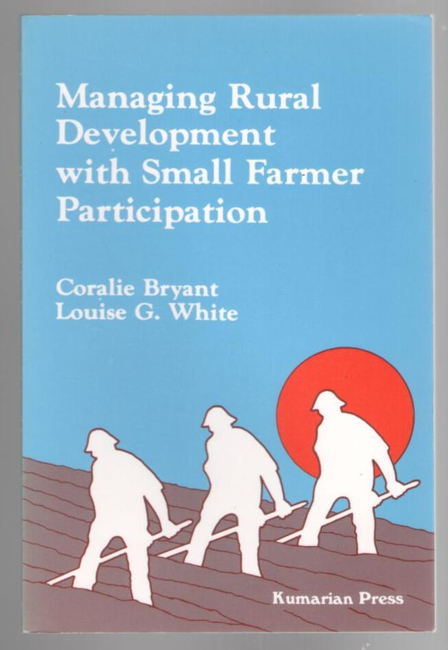 Image for Managing Rural Development with Small Farmer Participation