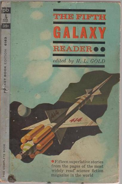 Image for The Fifth Galaxy Reader