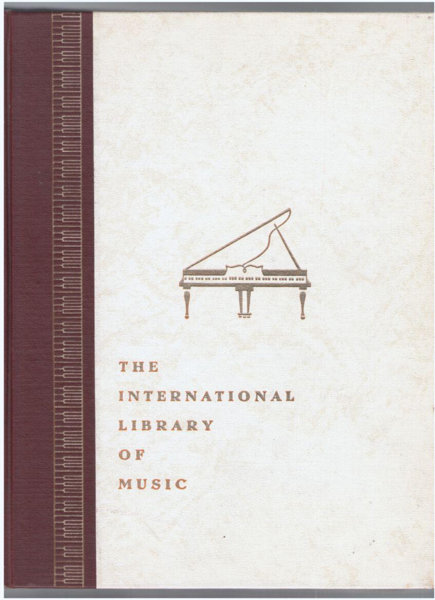 Image for The International Library of Music for Home and Studio: Music Literature Volume I: