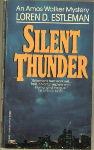 Image for Silent Thunder