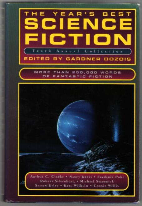 Image for The Year's Best Science Fiction: Tenth Annual Collection