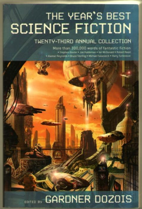 Image for The Year's Best Science Fiction: Twenty-Third Annual Collection