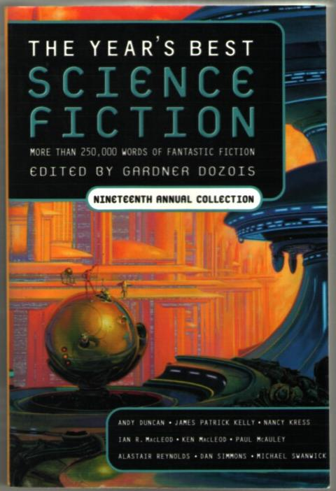Image for The Year's Best Science Fiction: Nineteenth Annual Collection