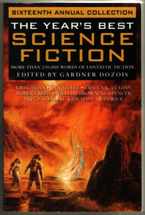 Image for The Year's Best Science Fiction: Sixteenth Annual Collection