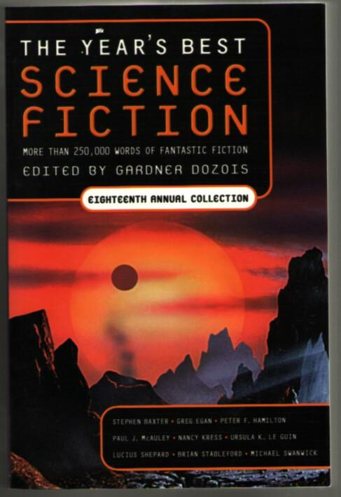 Image for The Year's Best Science Fiction: Eighteenth Annual Collection