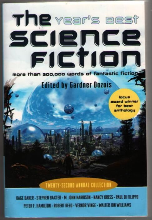 Image for The Year's Best Science Fiction: Twenty-Second Annual Collection