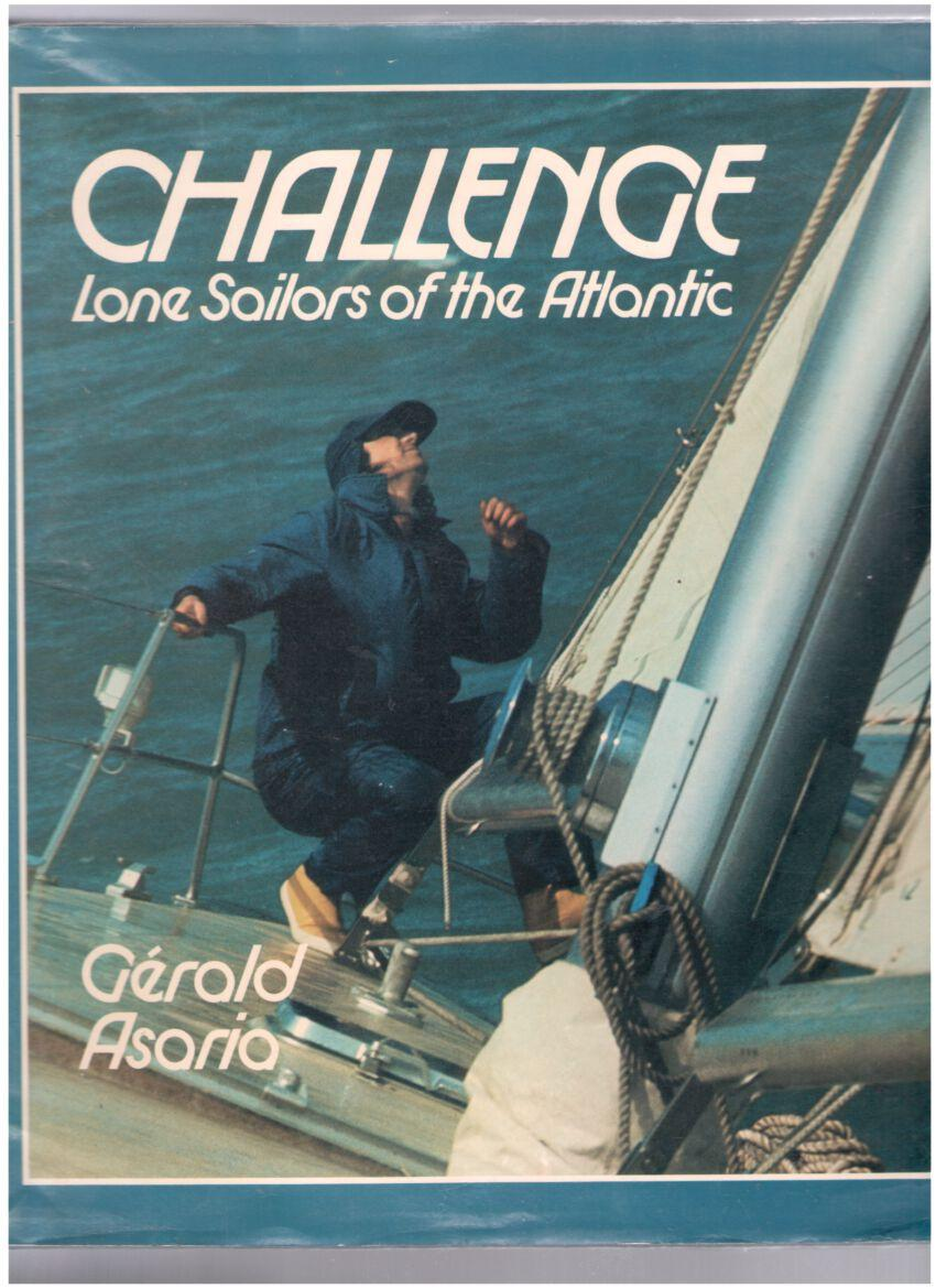 Image for Challenge, Lone Sailors of the Atlantic