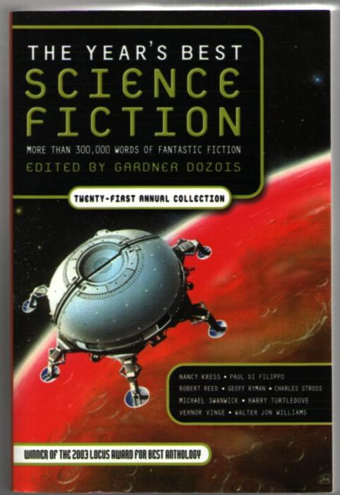 Image for The Year's Best Science Fiction: Twenty-First Annual Collection