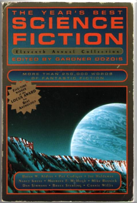Image for The Year's Best Science Fiction: Eleventh Annual Collection