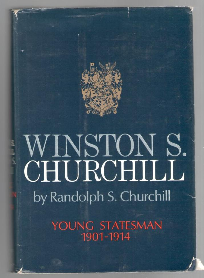 Image for Winston S. Churchill, Young Statesman 1901-1914