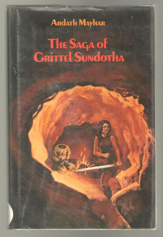 Image for The Saga of Grittel Sundotha