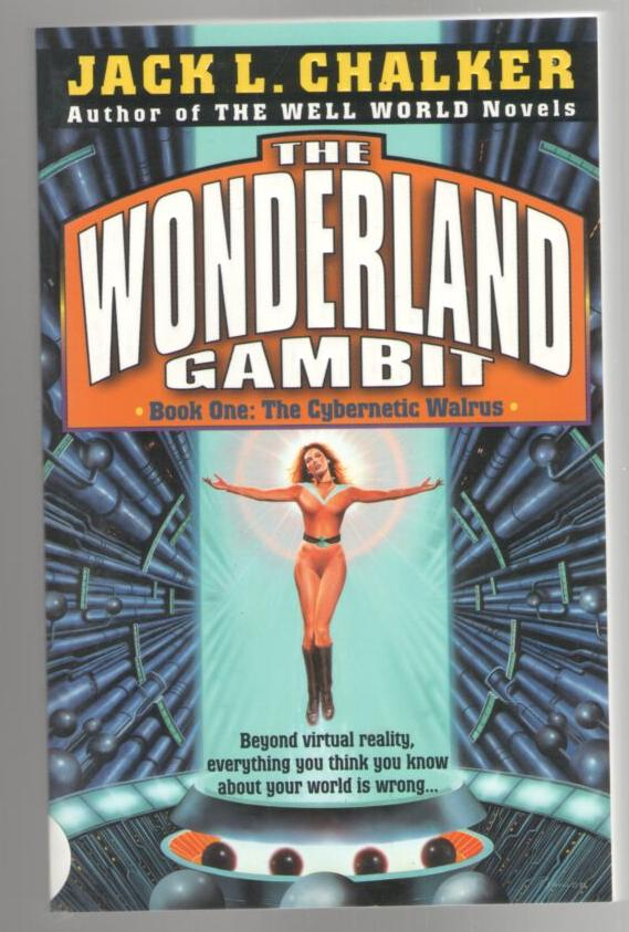 Image for The Wonderland Gambit: Book One, The Cybernetic Walrus