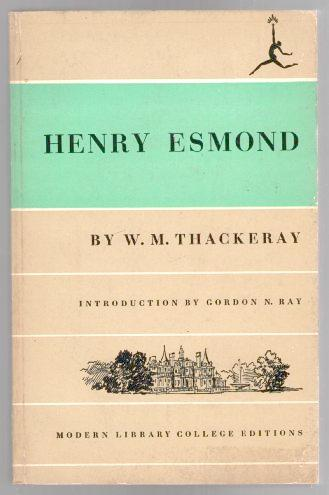 Image for Henry Esmond