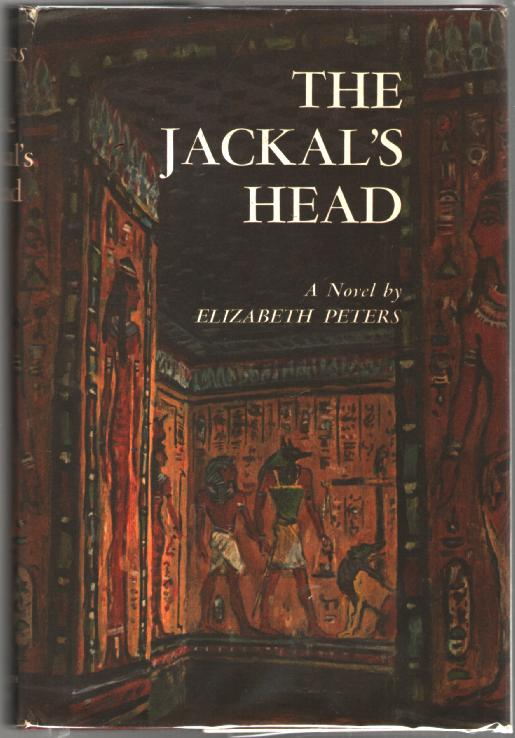 Image for The Jackal's Head