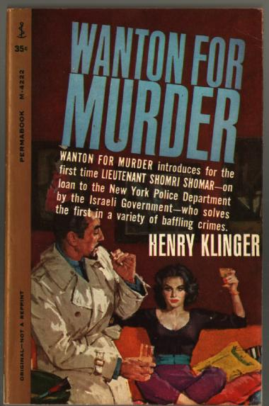 Image for Wanton for Murder