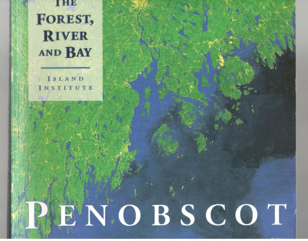Image for Penobscot: The Forest, River and Bay