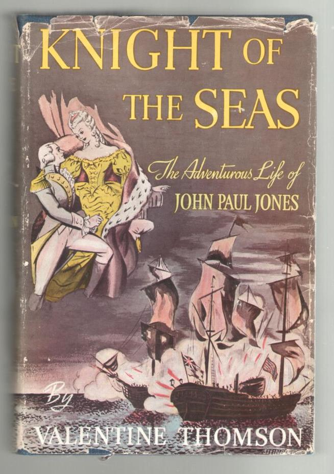 Image for Knight of the Seas: The Adventurous Life of John Paul Jones