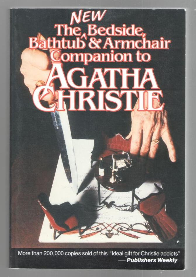 Image for The New Bedside, Bathtub and Armchair Companion to Agatha Christie