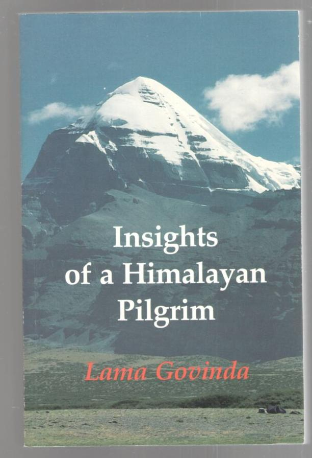 Image for Insights of a Himalayan Pilgrim