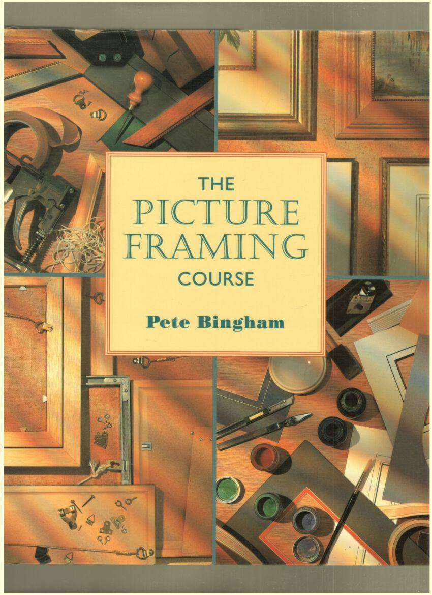 Image for The Picture Framing Course