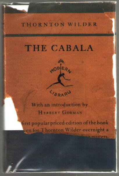 Image for The Cabala
