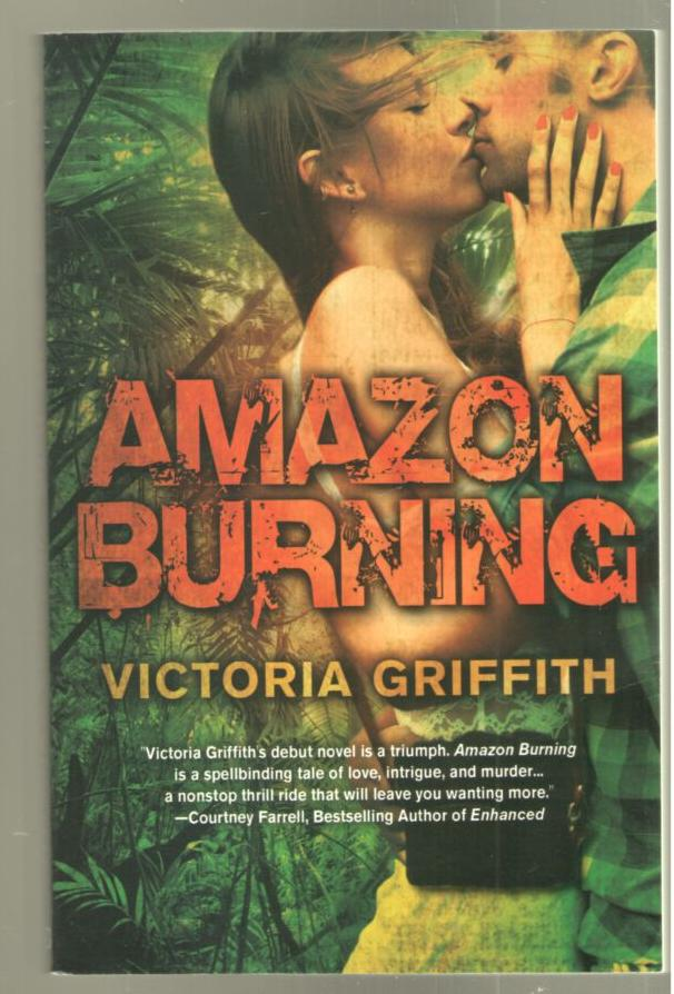 Image for Amazon Burning