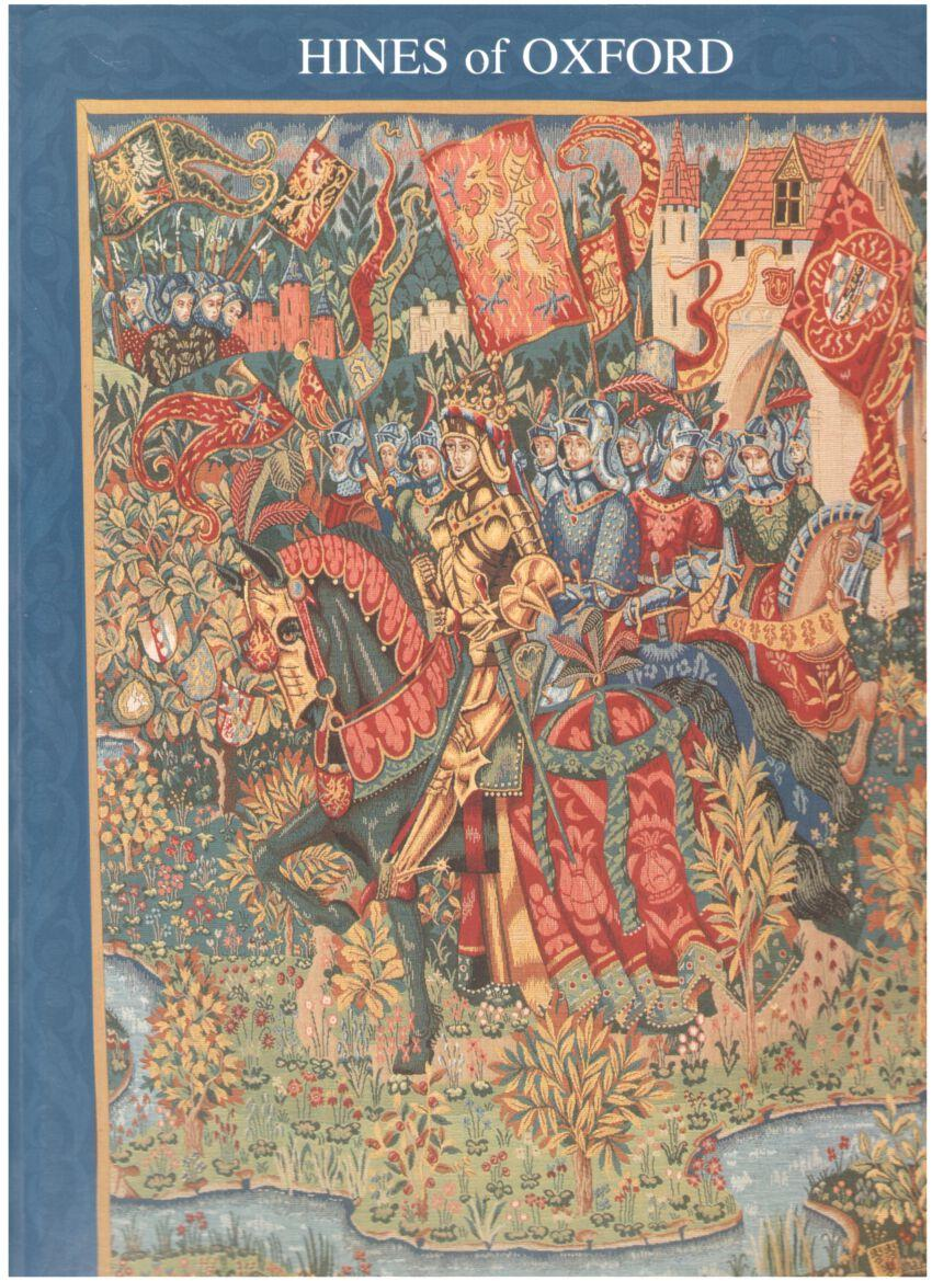 Image for Hines of Oxford Tapestry Collection - 8th Edition Catalogue