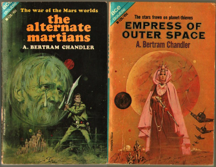 Image for The Alternate Martians & Empress of Outer Space