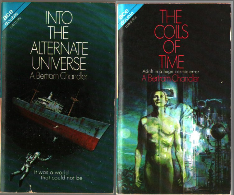 Image for Into the Alternate Universe & The Coils of Time