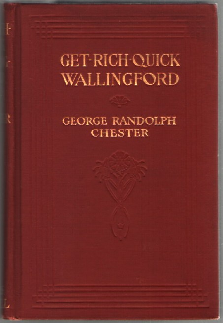 Image for Get-Rich-Quick Wallingford