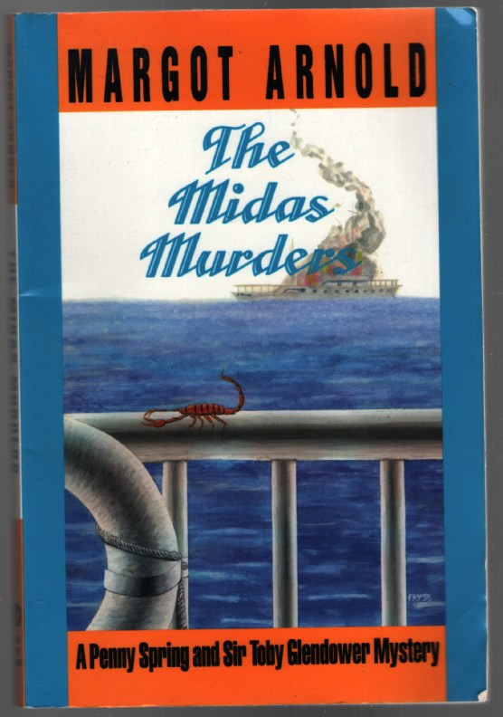 Image for The Midas Murders