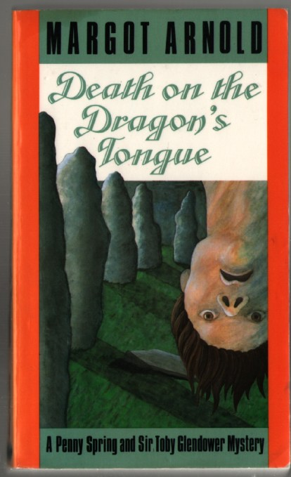 Image for Death on the Dragon's Tongue