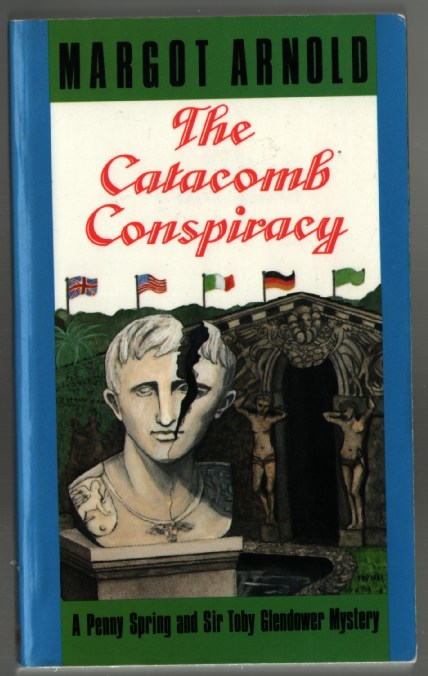 Image for The Catacomb Conspiracy