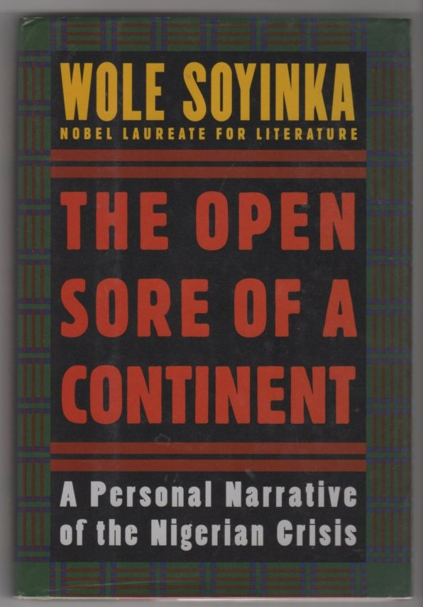 Image for The Open Sore of a Continent: A Personal Narrative of the Nigerian Crisis