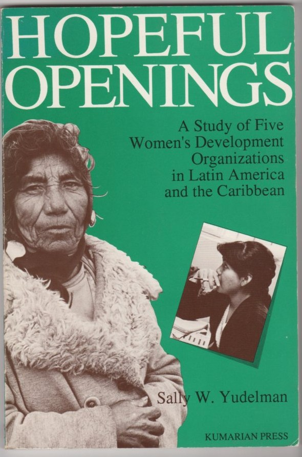 Image for Hopeful Openings: A Study of Five Women's Development Organizations in Latin America and the Caribbean