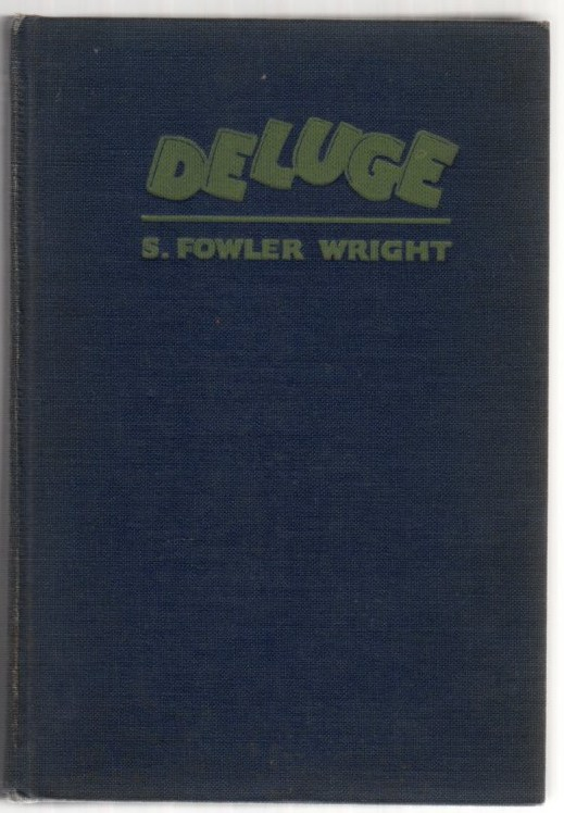 Image for Deluge: A Romance