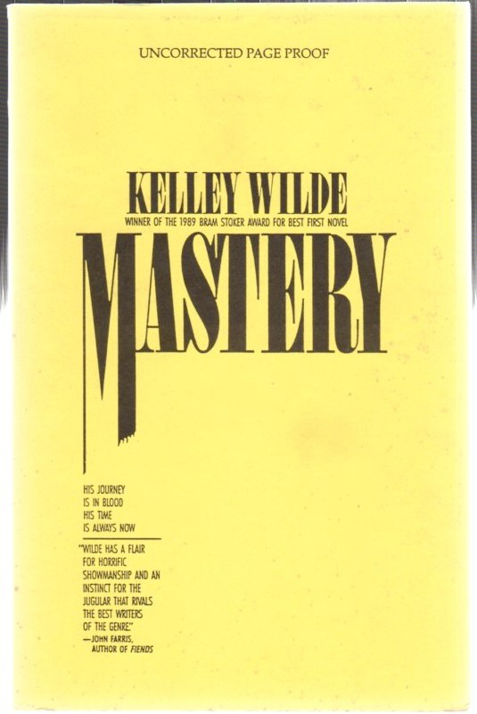 Image for Mastery