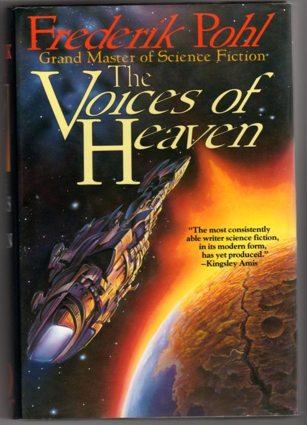 Image for The Voices of Heaven