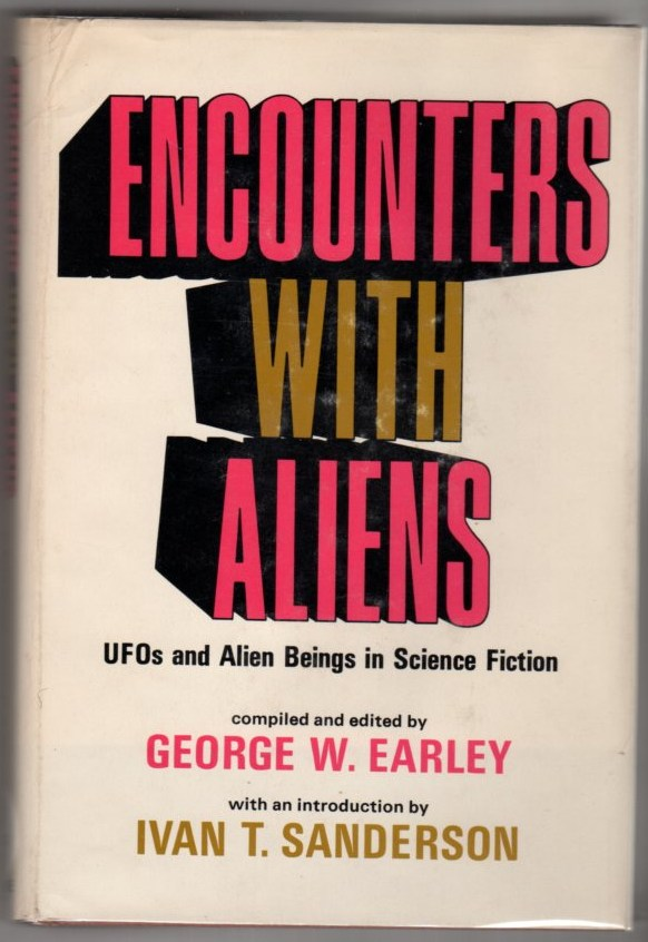 Image for Encounters With Aliens: UFOs and Alien Beings in Science Fiction