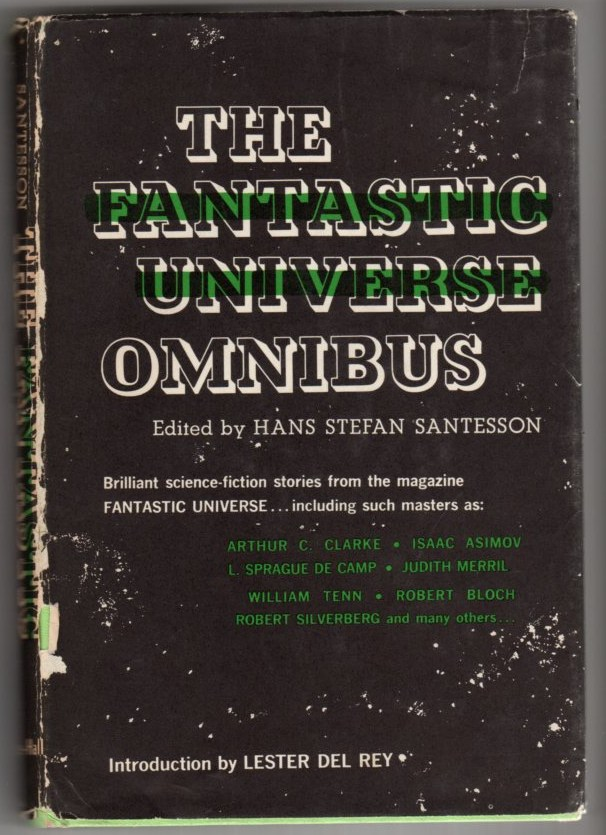 Image for The Fantastic Universe Omnibus