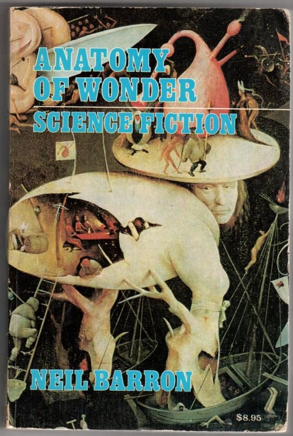 Image for Anatomy of Wonder: Science Fiction