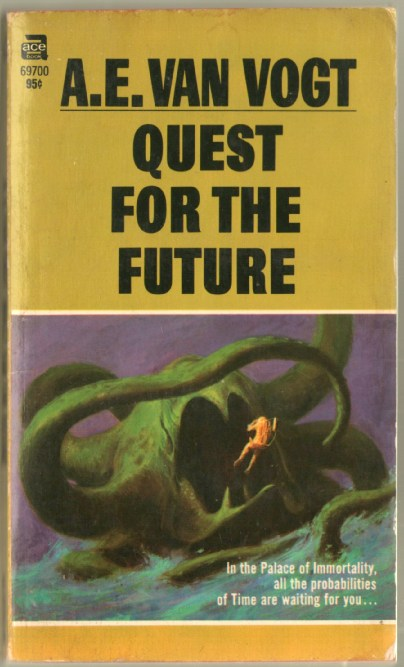 Image for Quest for the Future