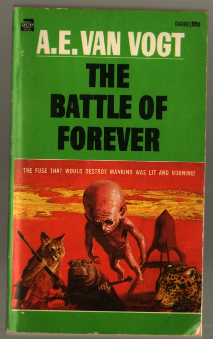 Image for The Battle of Forever