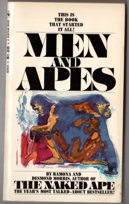 Image for Men and Apes