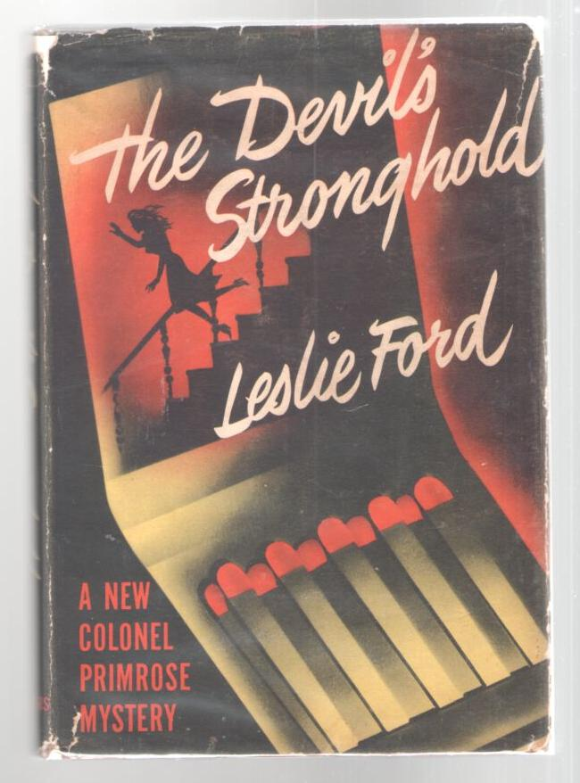 Image for The Devil's Stronghold