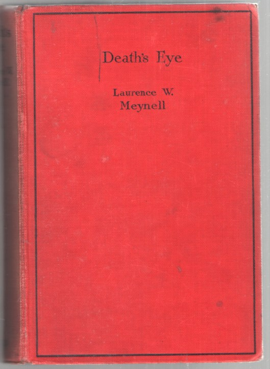 Image for Death's Eye