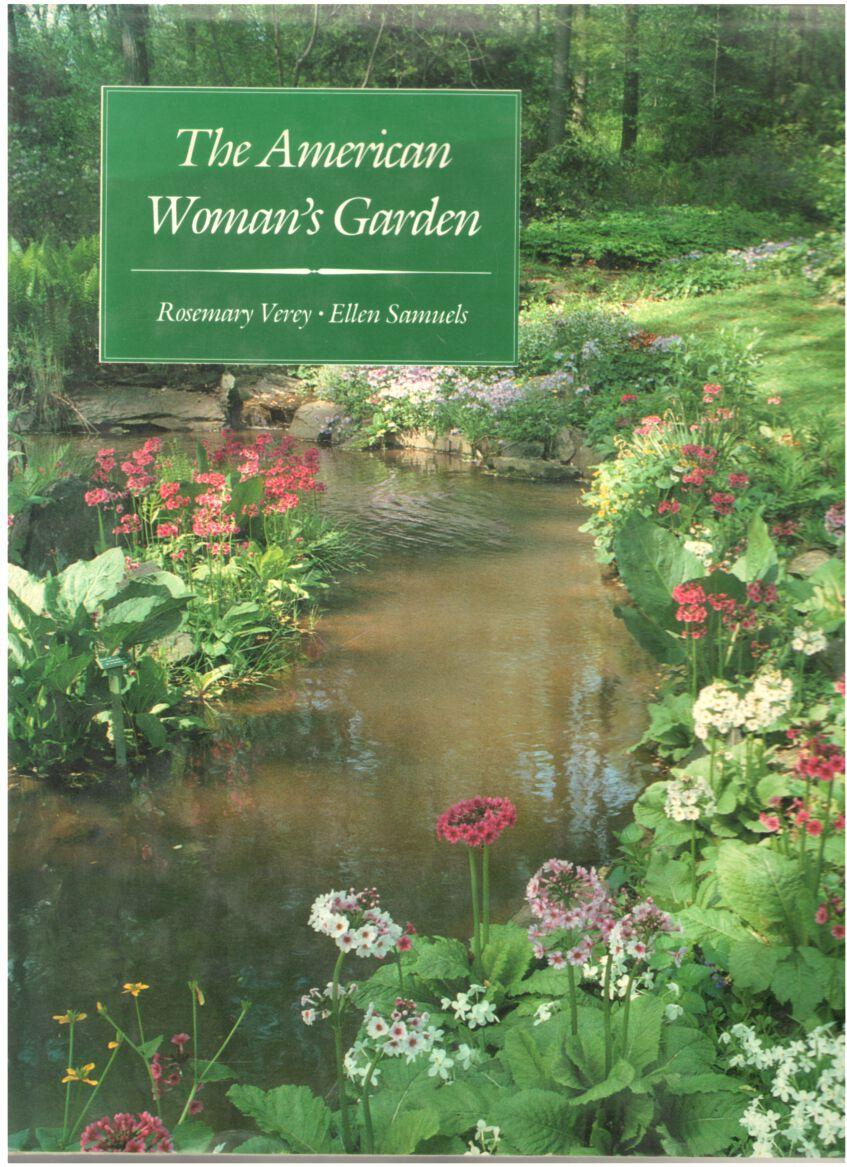 Image for The American Woman's Garden