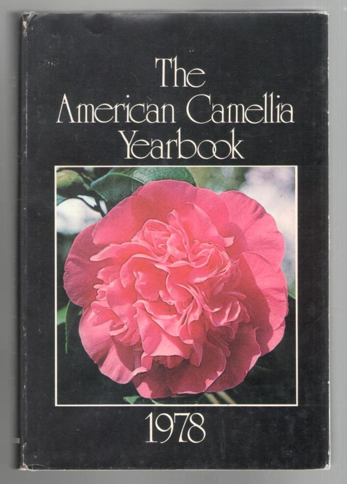 Image for The American Camellia Yearbook 1978
